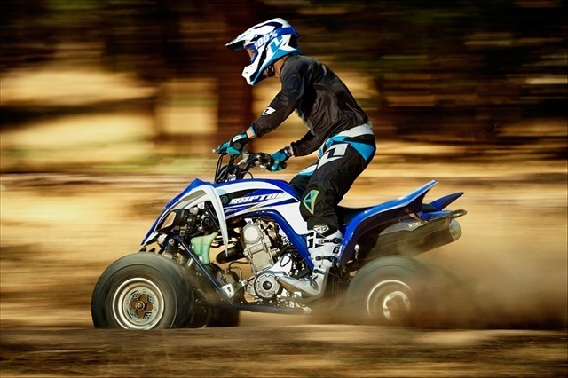 2015 Yamaha Raptor 700R in Long Island City, New York - Photo 10