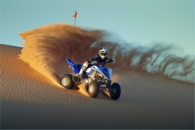2015 Yamaha Raptor 700R in Long Island City, New York - Photo 17