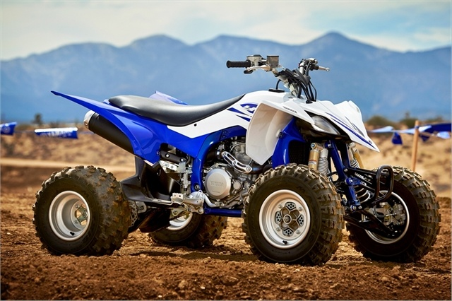 2015 Yamaha YFZ450R in Johnson Creek, Wisconsin