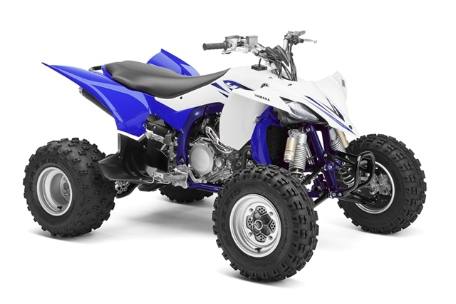 2015 Yamaha YFZ450R in Harrisburg, Illinois