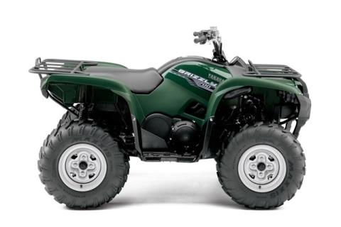 2015 Yamaha Grizzly 700 4x4 in Romney, West Virginia