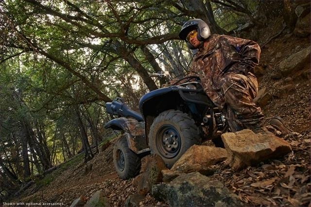 2015 Yamaha Grizzly 700 4x4 in Harrisburg, Illinois