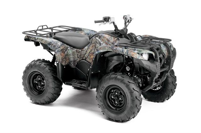 2015 Yamaha Grizzly 700 4x4 EPS in Harrisburg, Illinois
