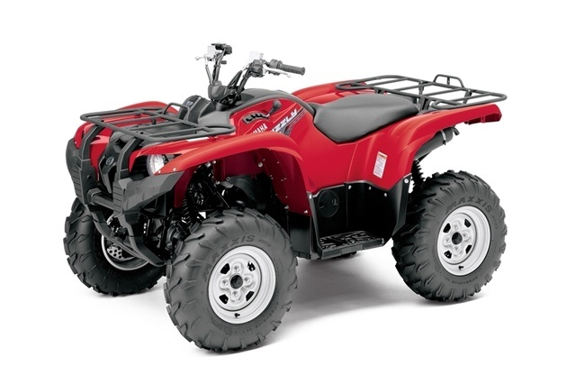 2015 Yamaha Grizzly 700 4x4 EPS in Romney, West Virginia