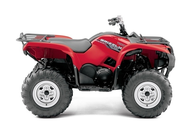 2015 Yamaha Grizzly 700 4x4 EPS in Janesville, Wisconsin