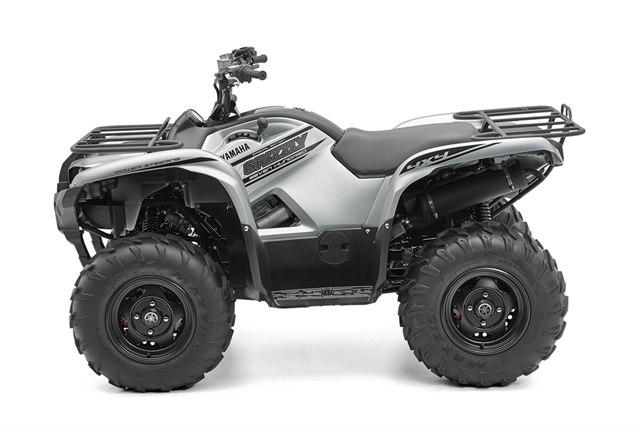2015 Yamaha Grizzly 700 4x4 EPS SE in Harrisburg, Illinois