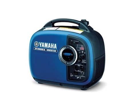 2015 Yamaha Inverter EF2000iS in Concord, New Hampshire