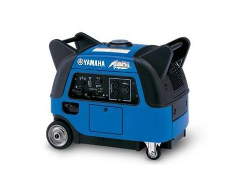 2015 Yamaha Inverter EF3000iSEB in Fairfield, Illinois