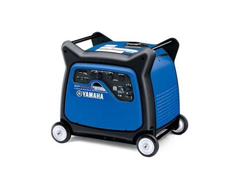 2015 Yamaha Inverter EF6300iSDE in Fairfield, Illinois