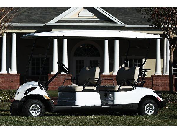 2015 Yamaha Concierge 4 (Gas) in Hendersonville, North Carolina