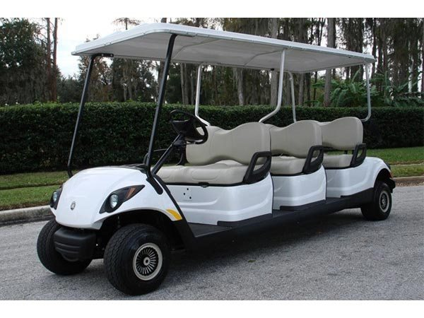 2015 Yamaha Concierge 6-Passenger (Electric) in Hendersonville, North Carolina