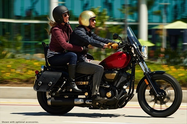 2015 Yamaha Bolt in Janesville, Wisconsin