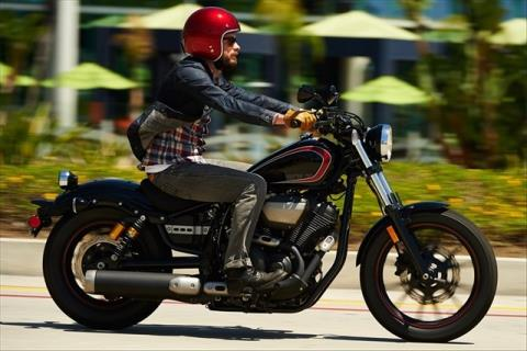 2015 Yamaha Bolt R-Spec in Monroe, Michigan - Photo 9