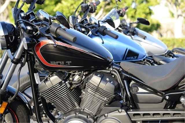2015 Yamaha Bolt R-Spec in Monroe, Michigan - Photo 11