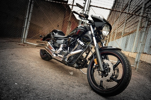 2015 Yamaha Raider Bullet Cowl in Roseville, California