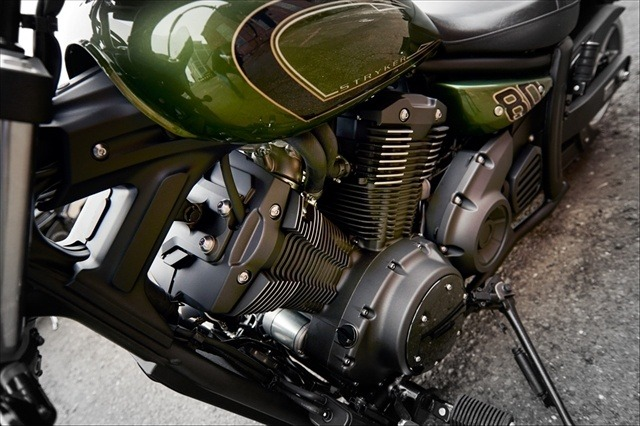 2015 Yamaha Stryker Bullet Cowl in Woodinville, Washington