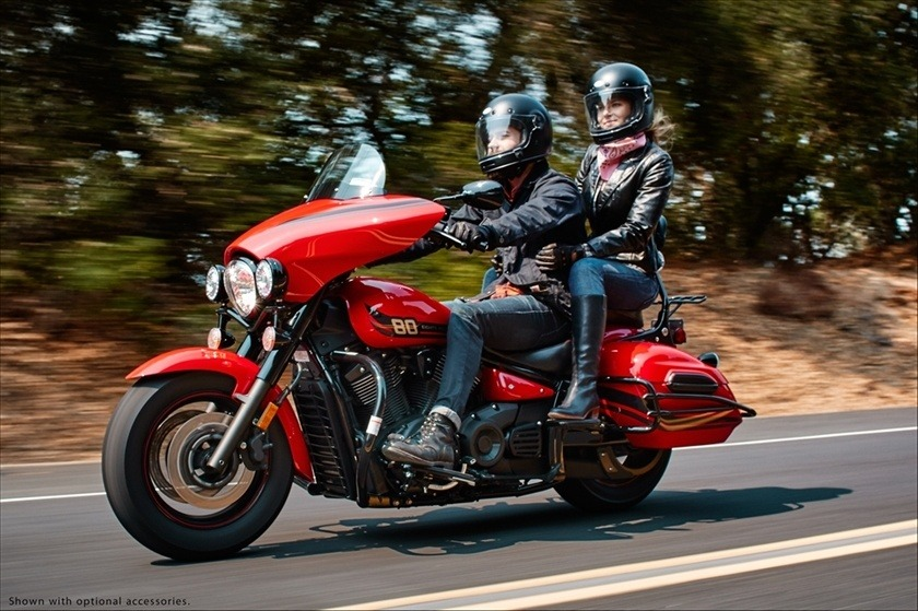 2015 Yamaha V Star 1300 Deluxe in Saint George, Utah - Photo 14