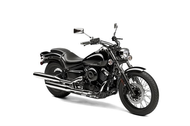 2015 Yamaha V Star 650 Custom in Ebensburg, Pennsylvania