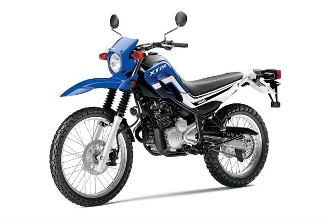 2015 Yamaha XT250 5