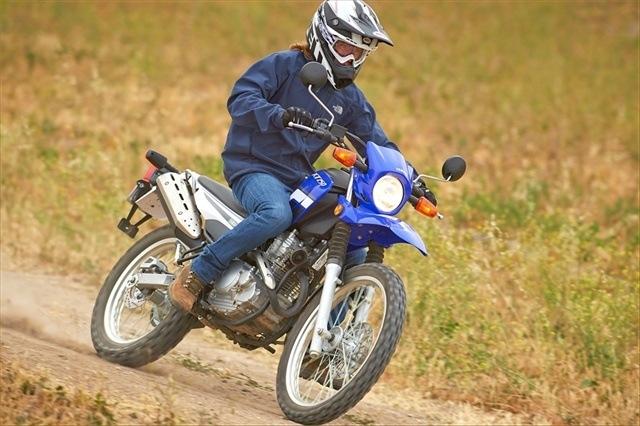 2015 Yamaha XT250 12