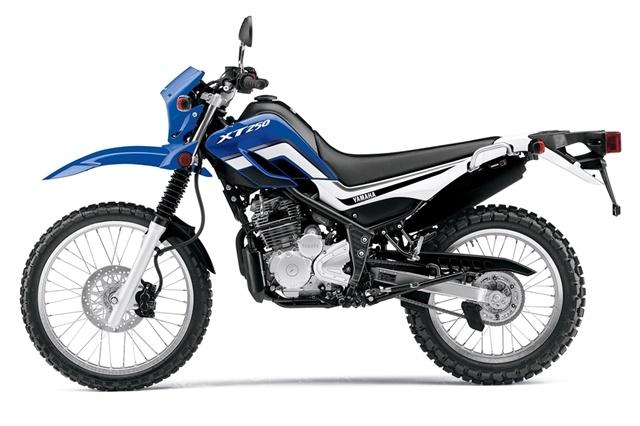 2015 Yamaha XT250 6
