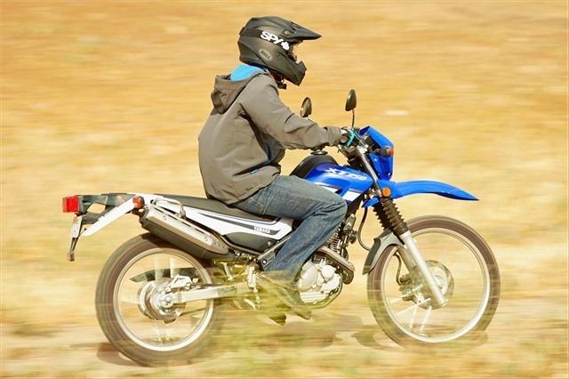 2015 Yamaha XT250 8
