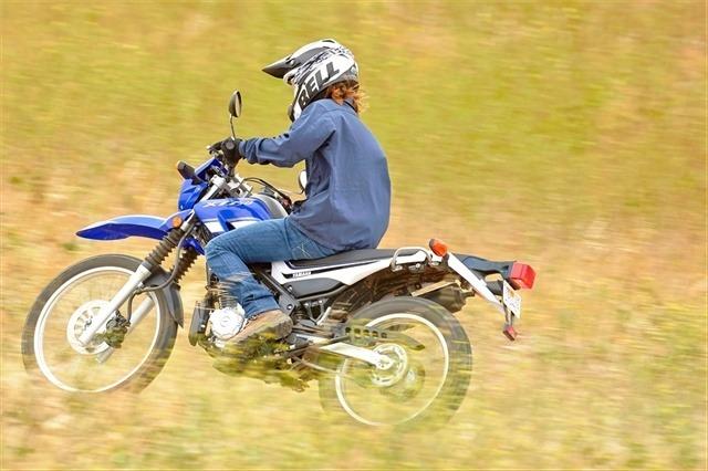 2015 Yamaha XT250 11