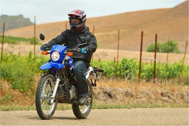 2015 Yamaha XT250 7