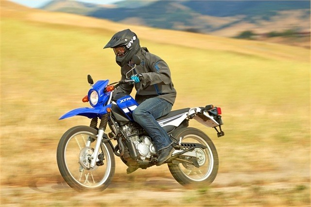 2015 Yamaha XT250 10