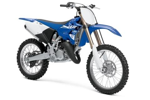 2015 Yamaha YZ125 in Johnson City, Tennessee