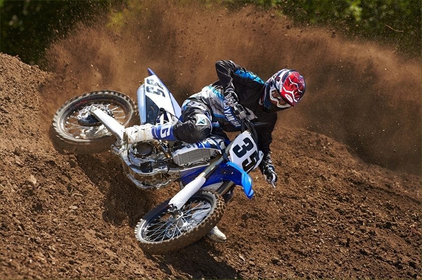 2015 Yamaha YZ250F in Valdosta, Georgia - Photo 7