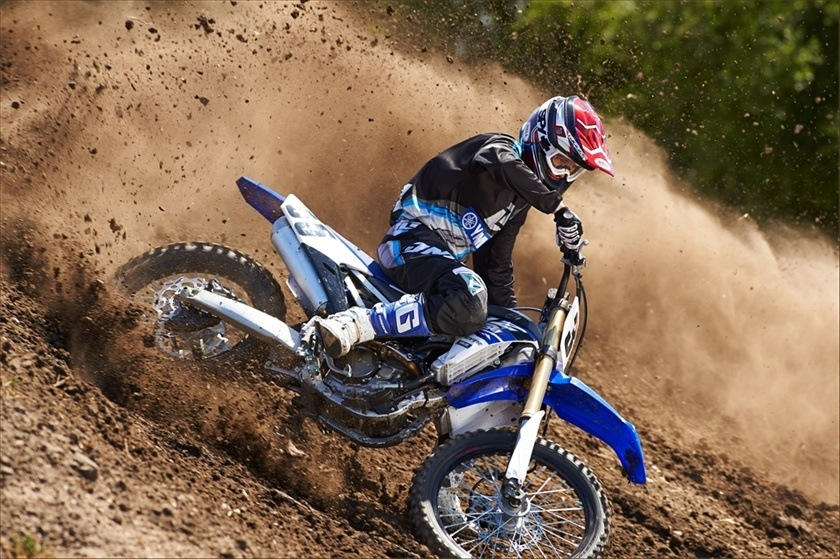 2015 Yamaha YZ250F in Valdosta, Georgia - Photo 8
