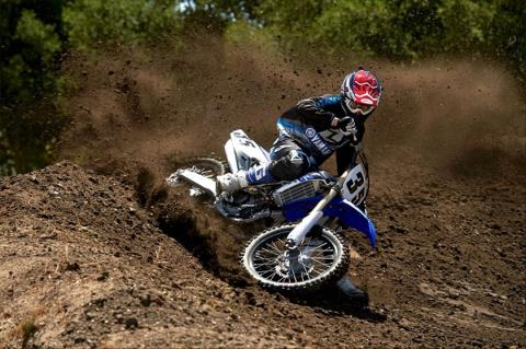 2015 Yamaha YZ250F in Valdosta, Georgia - Photo 11