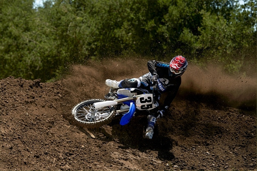 2015 Yamaha YZ250F in Valdosta, Georgia - Photo 12