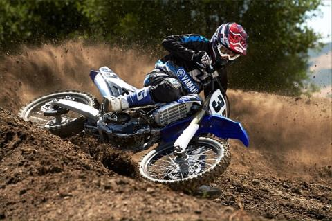 2015 Yamaha YZ250F in Valdosta, Georgia - Photo 14