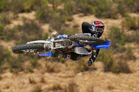 2015 Yamaha YZ250F in Valdosta, Georgia - Photo 15