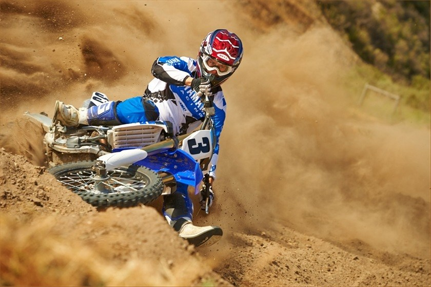 2015 Yamaha YZ250F in Valdosta, Georgia - Photo 16