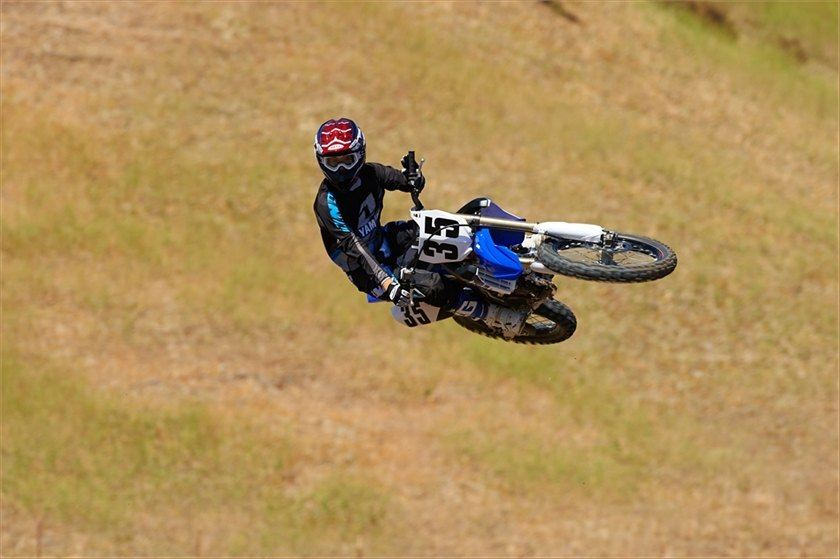 2015 Yamaha YZ250F in Valdosta, Georgia - Photo 17