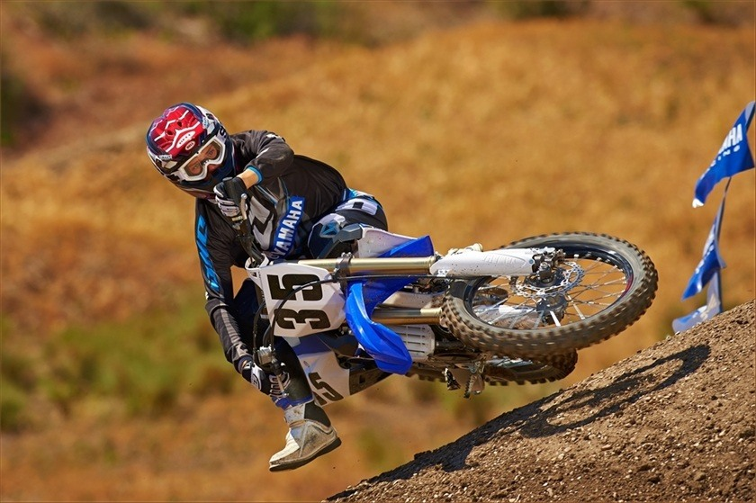 2015 Yamaha YZ250F in Valdosta, Georgia - Photo 22