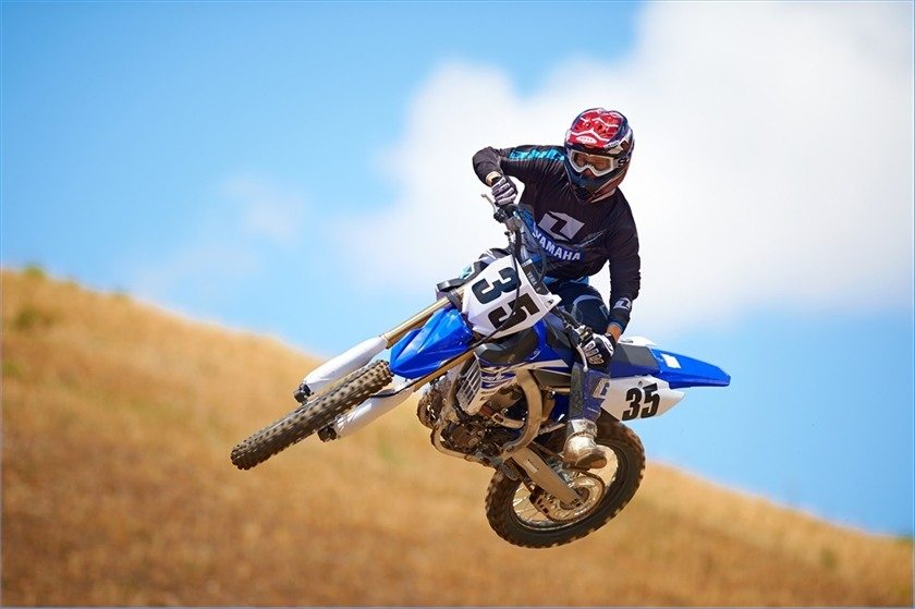 2015 Yamaha YZ250F in Valdosta, Georgia - Photo 23