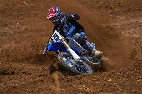 2015 Yamaha YZ250F in Paso Robles, California