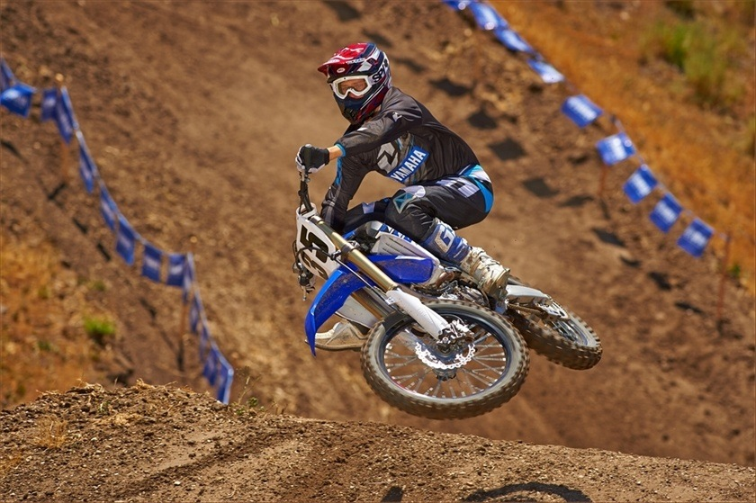 2015 Yamaha YZ250F in Valdosta, Georgia - Photo 25