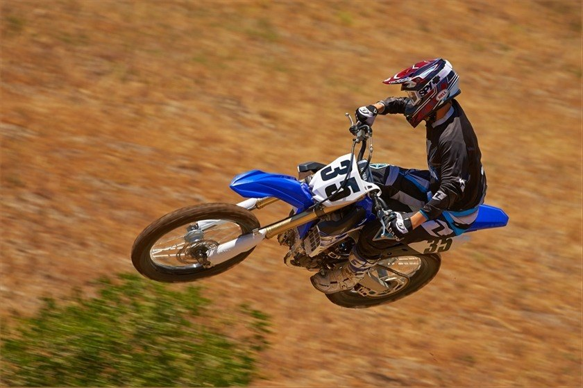 2015 Yamaha YZ250F in Valdosta, Georgia - Photo 26
