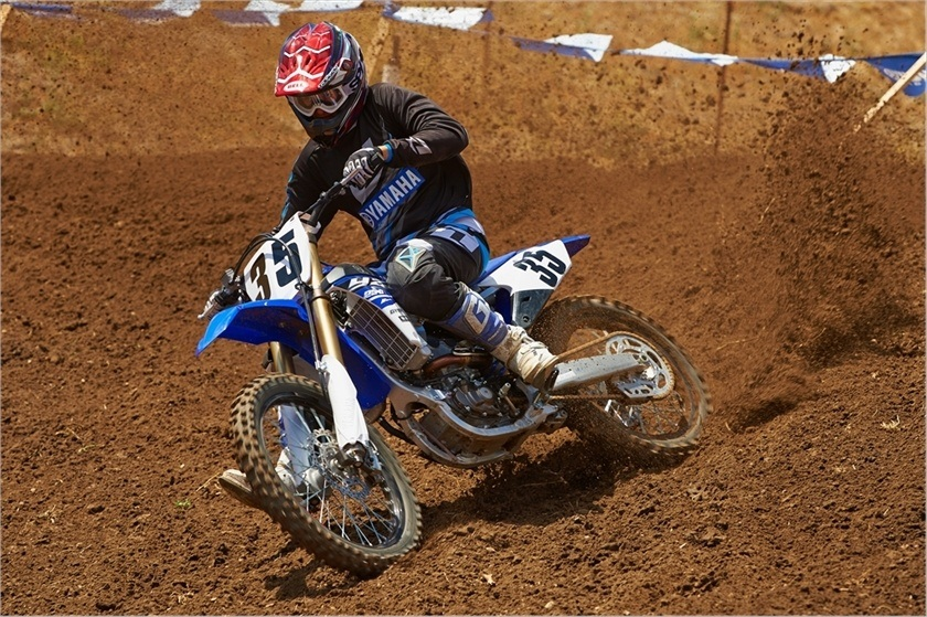 2015 Yamaha YZ250F in Valdosta, Georgia - Photo 29