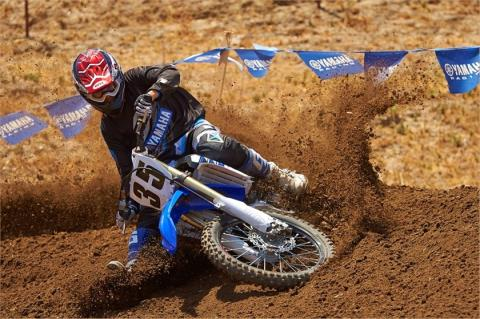 2015 Yamaha YZ250F in Valdosta, Georgia - Photo 30