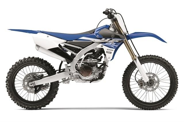 2015 Yamaha YZ250F for sale 112904