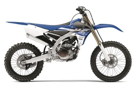 2015 Yamaha YZ250F in Claysville, Pennsylvania