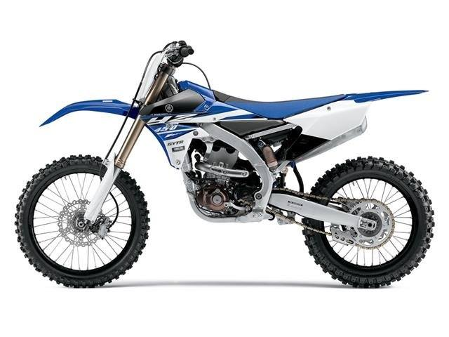 2015 Yamaha YZ450F in Denver, Colorado
