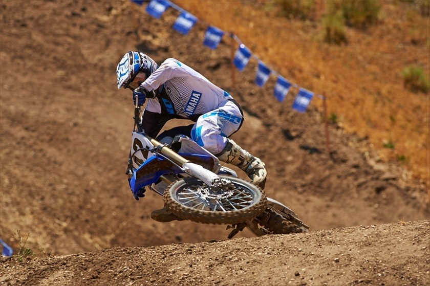 2015 Yamaha YZ450F in Tyrone, Pennsylvania