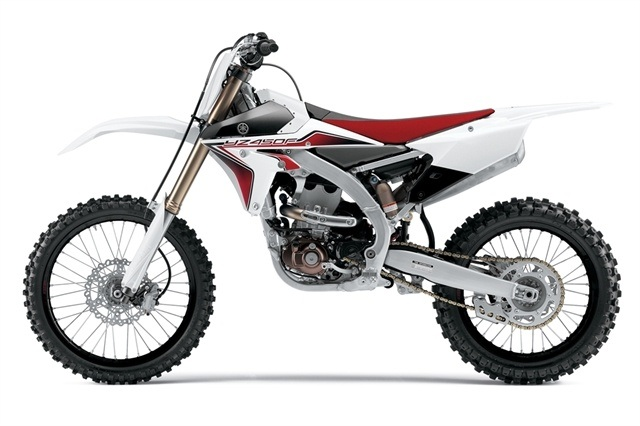 2015 Yamaha YZ450F in Olive Branch, Mississippi